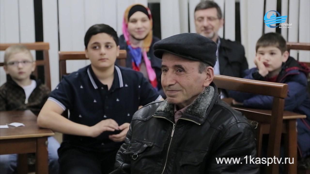 В Каспийске завершился ежегодный традиционный турнир по шахматам посвященный дню защитника отечества
