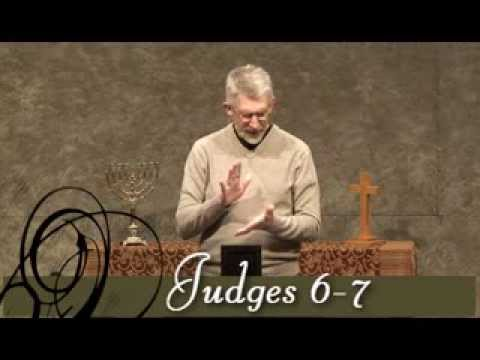 Judges 6-7 Gideon and the Midianites