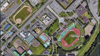 競技場探訪#12_花咲スポーツ公園陸上競技場(旭川市)_201811