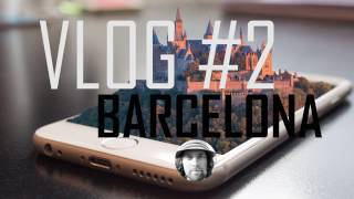 Barcelona City in Winter | Barcelona Travel Vlog 2017 Part 1 | Vlog #002