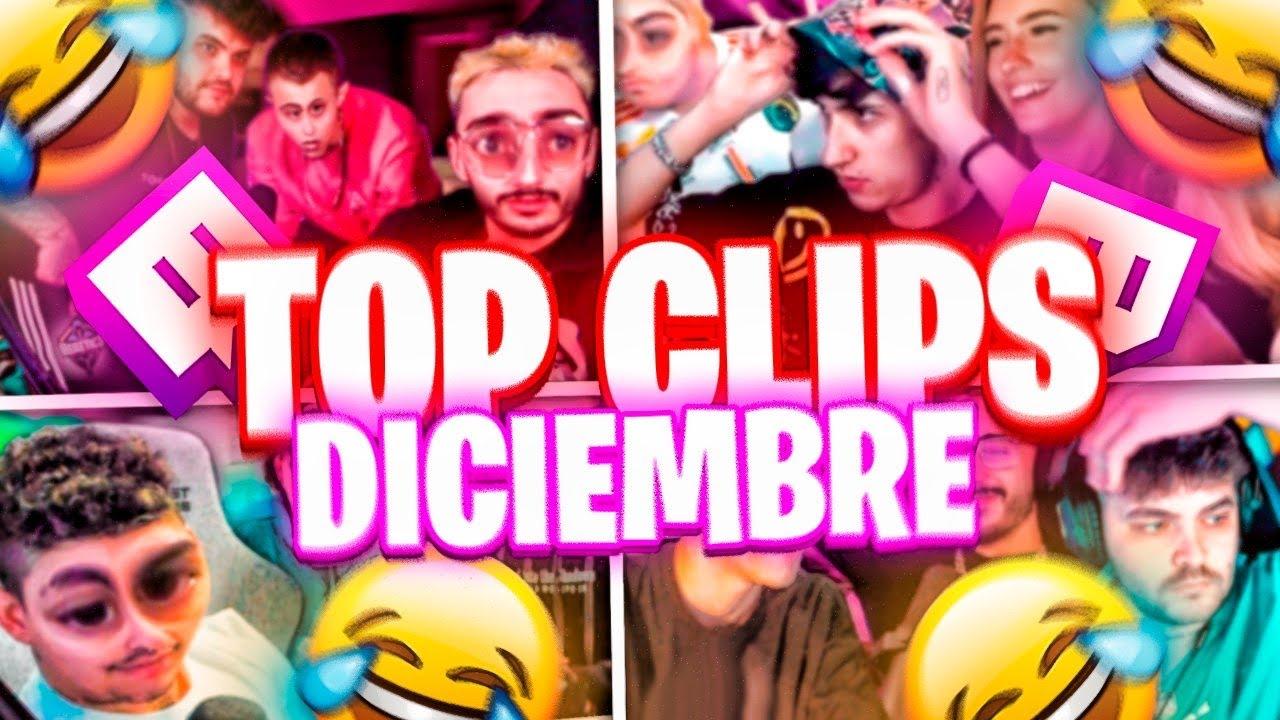 Download 🥳 TOP CLIPS DICIEMBRE 🥳 - Mejores Momentos Twitch España #mejoresmomentos #twitch