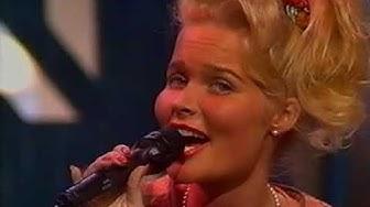 PIA NYKÄNEN - Pian. Sov. Jari Puhakka (Pellit Auki, TV1 1993)