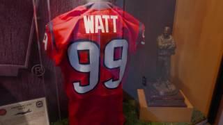 The Journey: TJ Watt's Journey