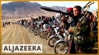 🇦🇫 Afghan army boosts security efforts after election attacks | Al Jazeera English thumbnail