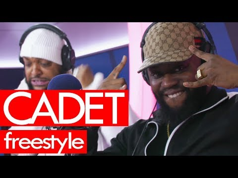 Cadet freestyle goes in on Ambush Man Can't - Westwood
