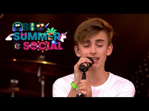 Johnny Orlando LIVE at CBBC Summer Social (Friday, 3/8/18)