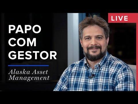 Papo com gestor - ALASKA ASSET Management - Henrique Bredda
