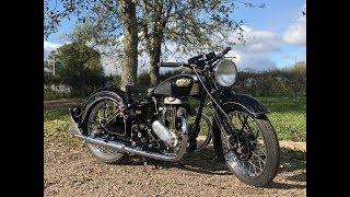 1939 Rudge Special 500cc Pre War British Classic for Sale Video