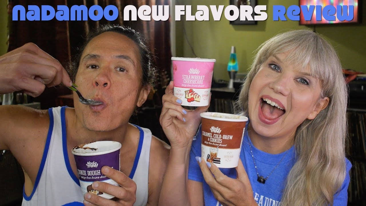 Vegan Ice Cream Taste Test & Giveaway! New NadaMoo Flavors
