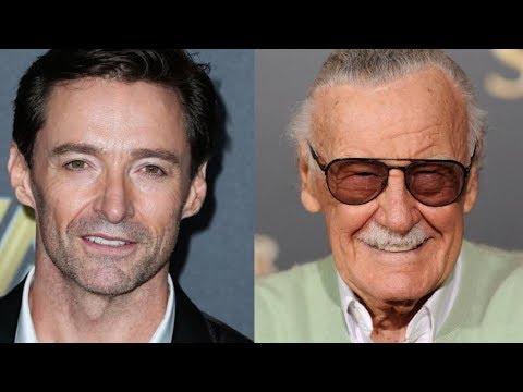 Así Reacciono Hugh Jackman WOLVERINE Para Despedir A Stan Lee Tras Su Muerte