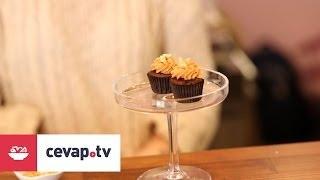 Muzlu çikolatalı cupcake nasıl yapılır?