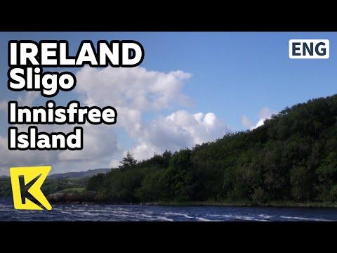 【K】Ireland Travel-Sligo[아일랜드 여행-슬라이고]시인 예이츠가 사랑한 이니스프리섬/Innisfree Island/Lough Gill/Yeats/Cruise