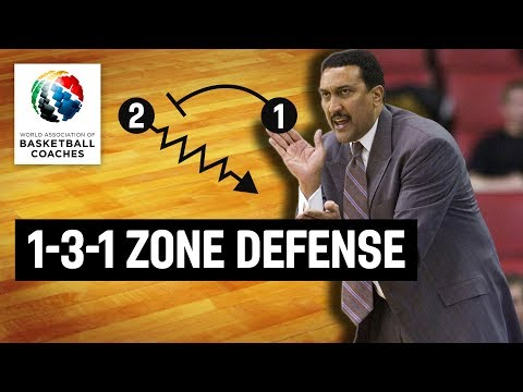 1-3-1 Zone Defense - Dennis Felton - Basketball Fundamentals