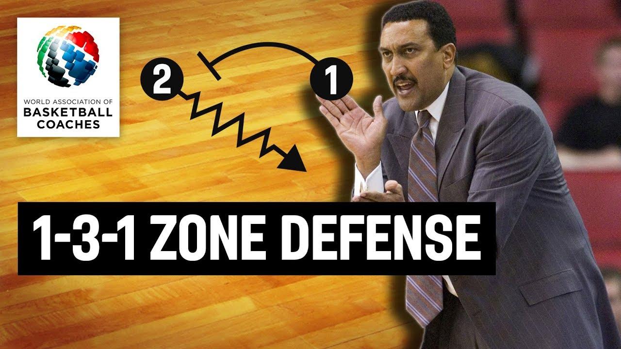 1-3-1 Zone Defense - Dennis Felton