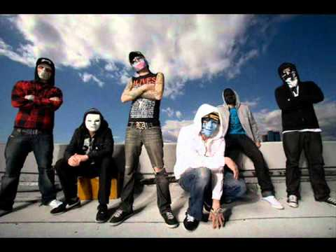 Hollywood Undead - Coming In Hot (High Quality)