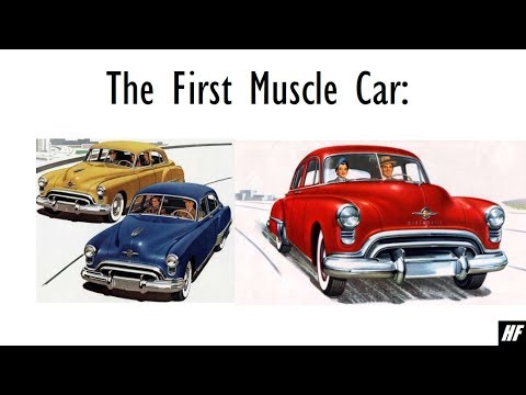 Why The 1949 Oldsmobile 88 Was The First Muscle Car