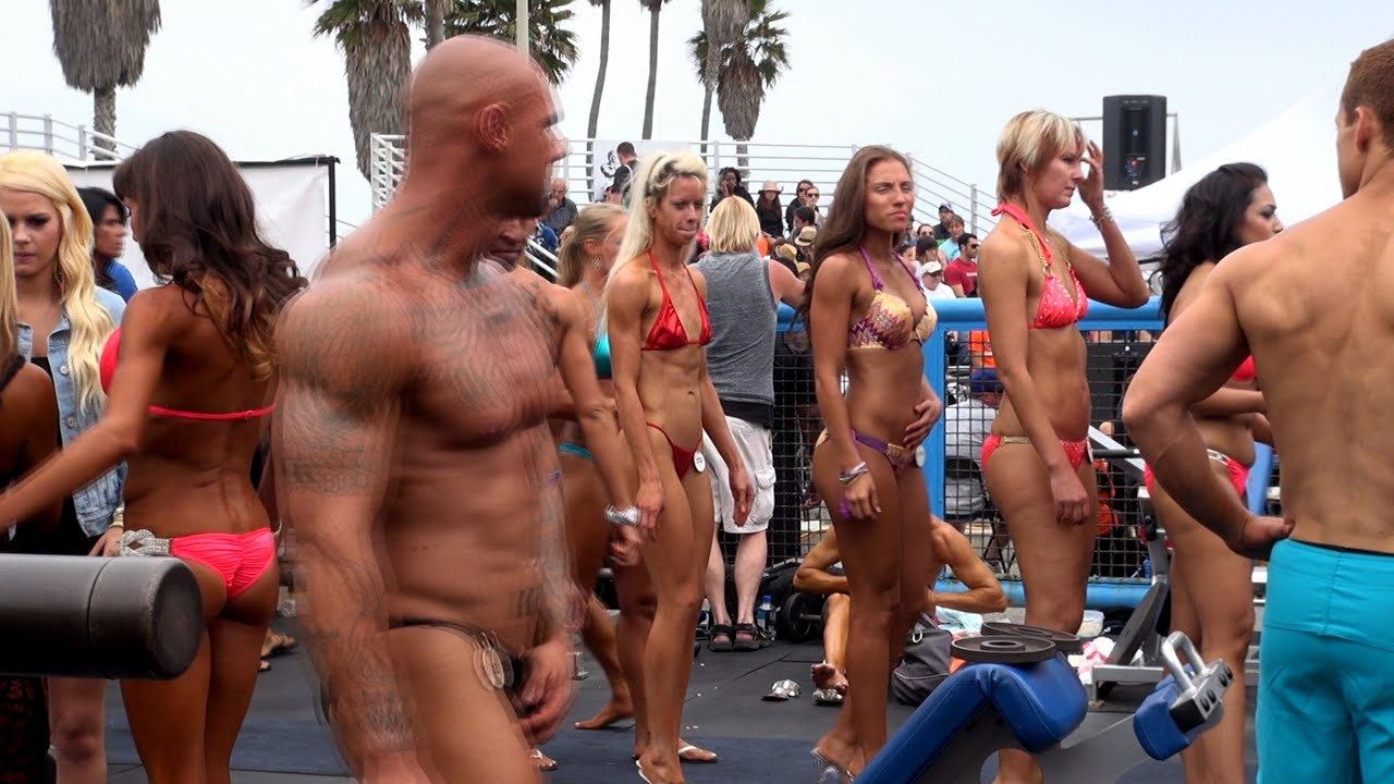 Videos muscle beach nudity moo porn movies