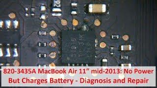 820-3435A Macbook Air 11