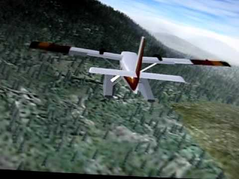 Flightgear new trees