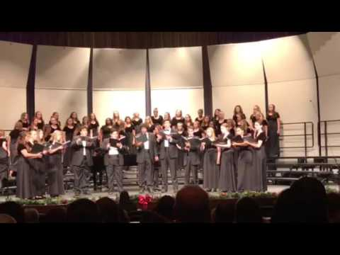 Byron Nelson 2016 Christmas Concert - Up on the Housetop