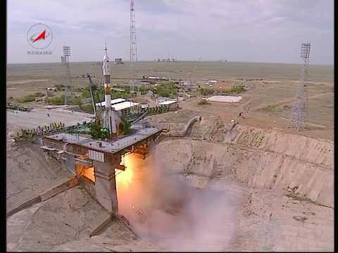 СОЮЗ ТМА-15. Пуск. Soyuz TMA-15 Launch. - YouTube