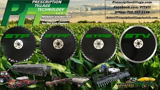 PTT STP Disc Opener Blade Training  - Agronomic Geometric Theories