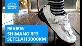Review Shimano RP3 Setelah 3000KM