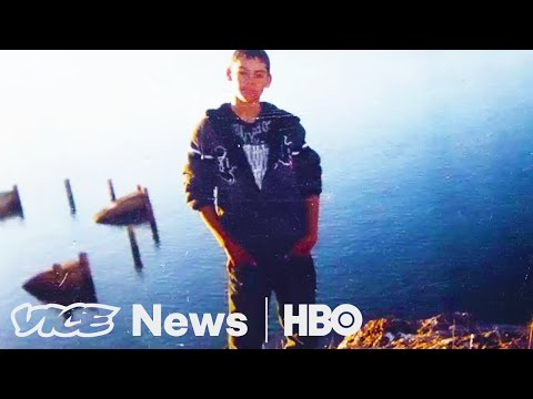 No Man's Land Between U.S.- Mexico Border VICE News Tonight on HBO