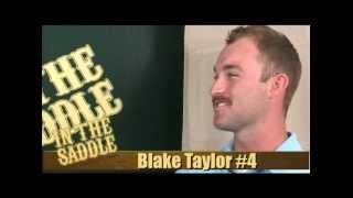 In the Saddle — Blake Taylor