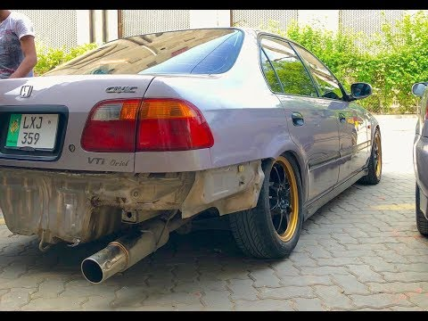 Top Best Pakistani Cars Mufflers,Exhaust Sound,Drifting,Modified Cars || INFO NERD