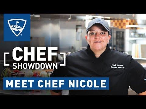 Chef Showdown | Meet Chef Nicole | Topgolf