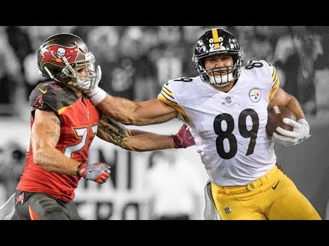 official photos 95358 1ea9f Vance McDonald || 2018-2019 Mid Season Highlights ᴴᴰ
