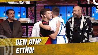 Tunahan ile Sergen Barıştı | MasterChef Türkiye 68. Bölüm