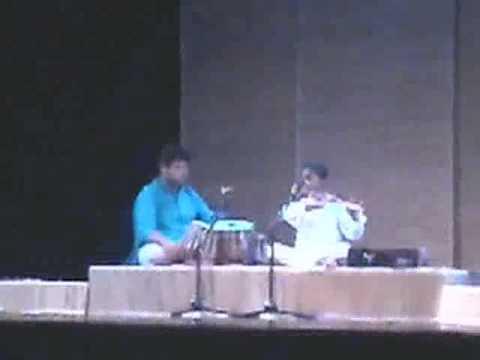 Banglore Concert By Suleiman Student Of Pandit Hariprasad Chaurasia Ji From Amritsar