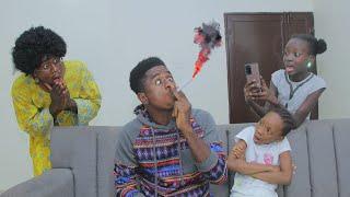 Download Mc Shem Comedian - SMOKING IN AN AFRICAN HOME   Mc Shem Comedian