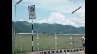 Despegue desde  el Aeropuerto de Tingo María / Aerolinea LCPeru