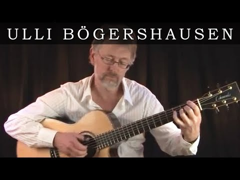 Ulli Boegershausen - Hit the Road Jack (by Percy Mayfield)