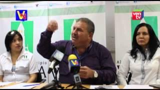Alcalde José Karkom habla sobre afacetación económica de la Alcaldía de Valera