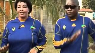Vijana Jazz Orchestre (Sagarumba Air Pamba Moto)-Miaka 50 Ya Uhuru (official Video)