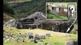 Загадка мегалита инков/The Mystery of the Inca Megalith