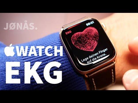 Apple Watch 4 EKG in DEUTSCHLAND! WatchOS 5.2 Update