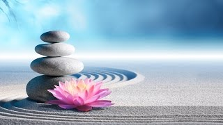 Zen meditation music, soothing music, relaxing music meditation, zen, binaural beats, ☯2990