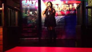 Kiera Dignam (Song 1) : Wright Factor, Cafebar, Heat 3