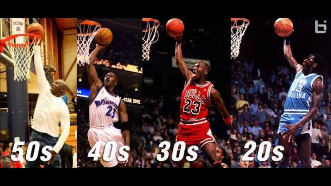Michael Jordan Dunk At 50 Summer 2013