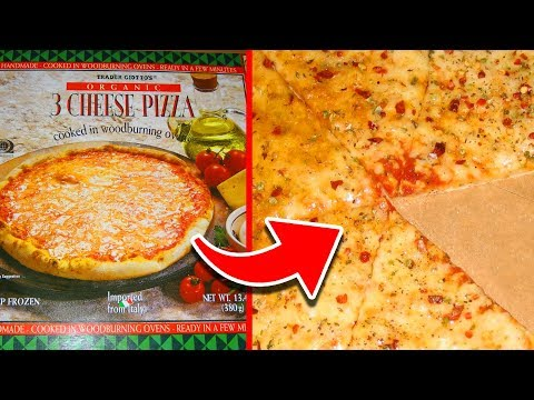 10 Frozen Pizzas Ranked WORST to BEST
