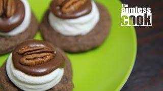 Chocolate Pecan S'mores Recipe