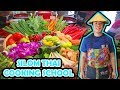Bangkok Travel Vlog: Silom Thai Cooking School | Siam Cafes