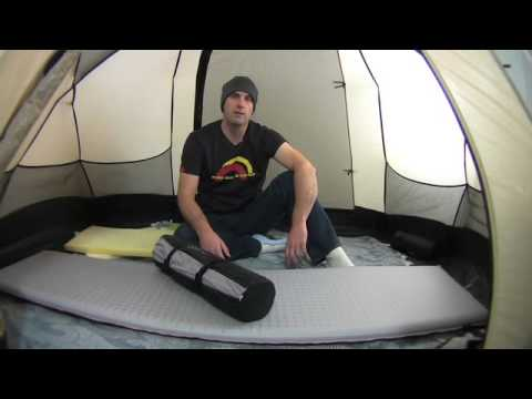 How to clean, store and care for a Self Inflating Camping Mat