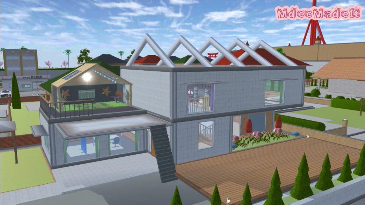 Props ID: Playhouse + Bedroom + Mini Garden | Sakura School Simulator