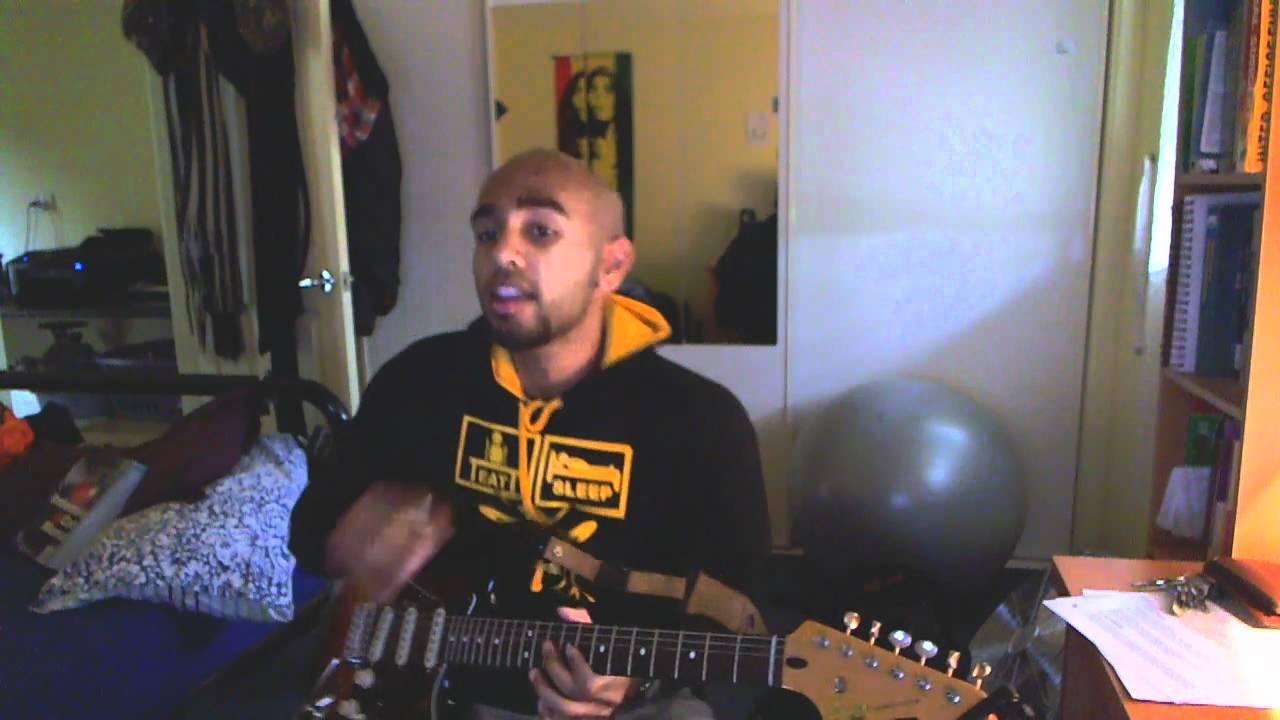 Rumrootsreggae Dangelo Brown Sugar Guitar Loop Version Youtube